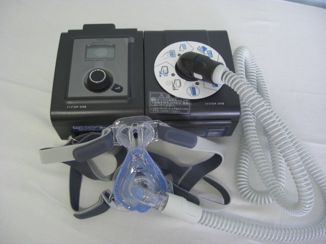 CPAP装置1